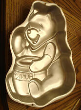 Winnie the Pooh Wilton Cake Pan Disney Teddy Bear Honey Hunny Pot Baking Mold ✿