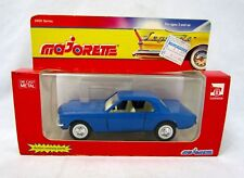 Majorette Legends 1965 Ford Mustang 65 #2404 Diecast New NIB SEALED 1:32 Scale