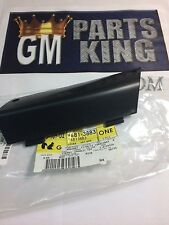 Chevrolet GM OEM Aveo5 Front Bumper Grille Grill-Access Cover Right 96813883