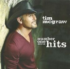 Tim McGraw - Number One Hits 2cd 2010