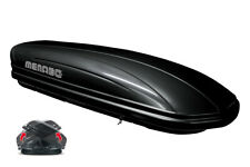 Menabo | Dachbox Mania 580 schwarz glänzend Duo-Lift (000035600000) für