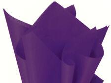 100 Sheets Purple Gift Wrap Pom Pom Tissue Paper 15x20