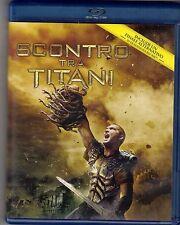 Blu-ray SCONTRO TRA TITANI