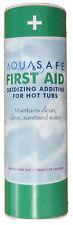 Aquasafe 90 primeros auxilios oxidante aditivo para tinas calientes y balnearios 450gms
