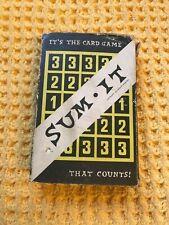 More details for vintage card game waddingtons sum it
