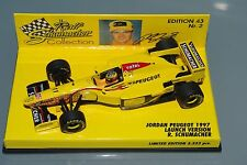 Minichamps F1 1/43 JORDAN PEUGEOT 1997 LAUNCH VERSION - RALF SCHUMACHER Ltd.Ed.