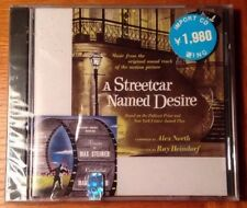 A Streetcar Named Desire & Music by Max Steiner Alex North Ray Heindorf