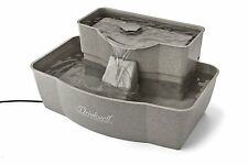 PetSafe Drinkwell Multi-Tier Pet Fountain for Pets Dog Cat Drinking Drinkwell