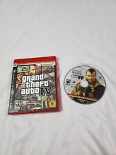 Grand Theft Auto IV Greatest Hits PlayStation 3 PS3 VIDEO GAME DISC GOOD