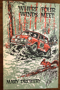 Where Four Winds Meet by  Mary Drewery Illus Reginald Gray HBDJ 1971 1st ed.,