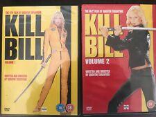 Kill Bill Volume 1/Kill Bill Volume 2 DVD Bundle
