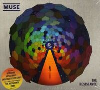 MUSE the resistance (CD album & DVD video) alternative rock, very good condition
