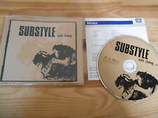 CD PUNK Substyle-still living (1) canzone PROMO MOTORE Music SC + presskit