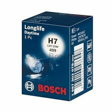 BOSCH LONGLIFE Headlight Bulb 499 H7 12V - Single