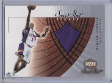2002-03 Sweet Shot Jerseys Stephon Marbury Card #SM-J
