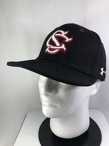SOUTH CAROLINA GAMECOCKS Under Armour Cap Hat 7-1/4  NCAA Adult • Style UA504