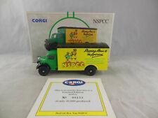 Corgi Classics 97123 Bedford O Series Box Van NSPCC 1:50 Scale