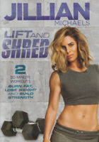 JILLIAN MICHAELS - LIFT & SHRED (DVD)
