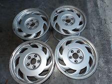 1991-1996 Corvette Aluminum Wheels Rims, 17 X 9.5 Front & Rear, 4-Total, GM