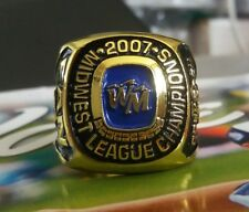 2007 West Michigan Whitecaps Replica Championship Ring SGA 8/05/18