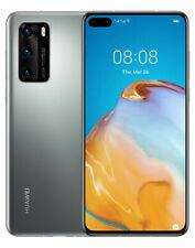 Huawei P40 5G - 128Go - Silver Frost (Désimlocké) (Double SIM)