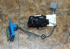 00 01 02 03 04 FORD FOCUS HEATER BLOWER RESISTOR W/ WIREING HARNESS