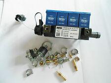OMVL Rail 4 Zylinder m. Temperaturfühler Code 904501 67 R -010199