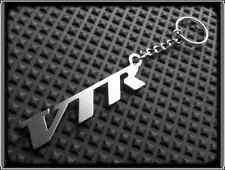 Keyring for HONDA VTR SP FIRESTORM - Stainless Steel, Hand Made, Chain Loop Fob