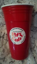 NEW Large 32 oz. Red Solo Cup INSULATED Hot Cold Thermal Cup
