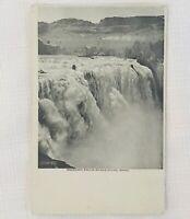 Antique RPPC Real Photo Postcard - Shoshone Falls, Snake River, Idaho - 1905
