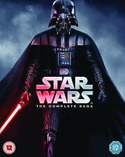 Star Wars - The Complete Saga (Blu-ray) Harrison Ford, Ewan McGregor