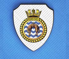 HMS GOLDEN FLEECE WALL SHIELD