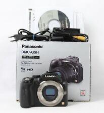 Panasonic LUMIX DMC-G5 16.0MP Digitalkamera Schwarz Body Nur Gehäuse TEILDEFEKT