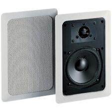 KARMA BS 83 coppia casse diffusori altoparlanti PASSIVI da incasso 70 watt picco