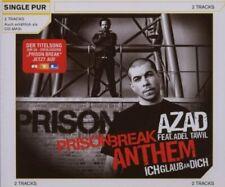 Azad Prison break anthem-Ich glaub an dich (2007; 2 tracks, & Adel T.. [Maxi-CD]