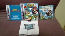 SUPER MARIO BALL (100% COMPLETO) PAL ESPAÑA NINTENDO GBA ADVANCE Pinball Land
