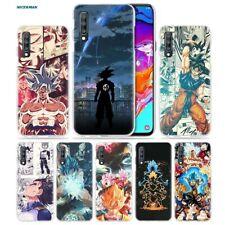 Dragon Ball  Goku Anime Phone Case For Samsung A50 A70 A20e A40 A30 A20 A10 A70s