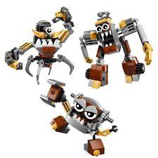Lego Mixels Series 5 Klinkers - 41536 Gox - 41537 Jinky - 41538 Kamzo