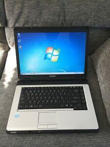 Toshiba Satellite L305-S5944 (Intel Dual/160GB/4GB Ram/Win7/Office07)-Good Shape