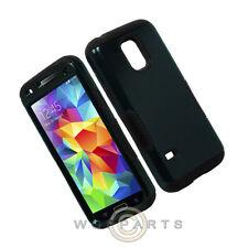 Samsung Galaxy S5 Mini Infuse Prime Case - Black Cover Shell Shield
