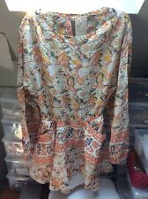 Free People Dress   Floral Size Small F1A