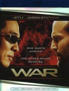War [Blu-ray] DVD, Mathew St. Patrick, Sung Kang, Ryo Ishibashi, Saul Rubinek, L