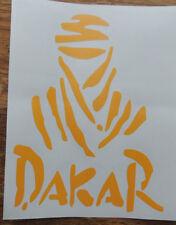 "2 x ""Dakar"" logo Sticker/Decal Large 4x4 off road rally"
