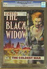 Black Widow: The Coldest War #nn CGC 9.8 Marvel Graphic Novel