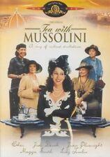 Tea With Mussolini Widescreen 1999 Multilingual Region 1 DVD