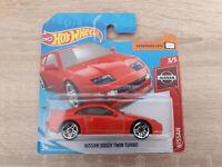 Hot Wheels Hotwheels Nissan 300ZX Twin Turbo - 1:64 1/64 Nissan Series 3/5 Red