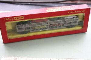 triang hornby car transporter R342 with cars