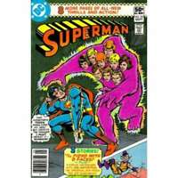 Superman (1939 series) #351 in Very Fine minus condition. DC comics [*ng]