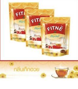 1 x 30 Tea Bags FITNE Herbal Chrysanthemum Slimming Weight Loss Detox Laxative