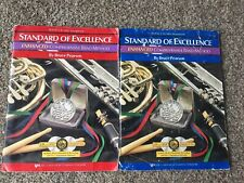 Eb Alto Saxophone Standard of Excellence Book 1 & 2